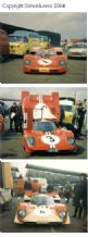 Ferrari 512S 1970 Brands BOAC 1000 (set)